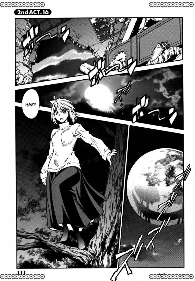 Melty Blood ACT:2 16 Page 1