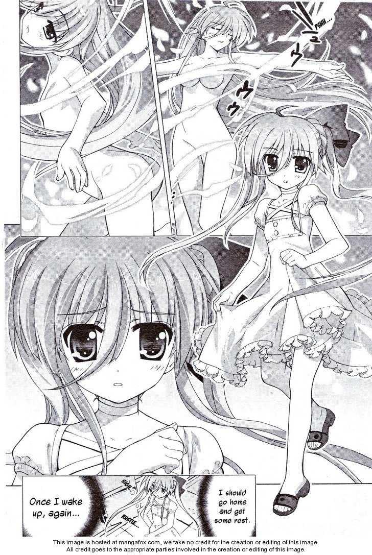 Magical Girl Lyrical Nanoha ViVid 5 Page 2