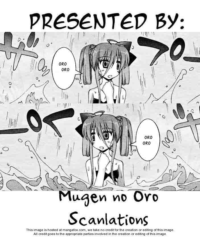Magical Girl Lyrical Nanoha ViVid 9 Page 1
