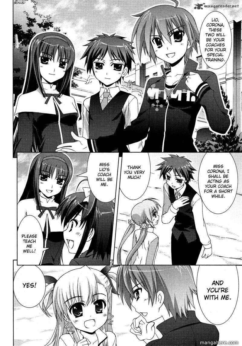 Magical Girl Lyrical Nanoha ViVid 20 Page 4