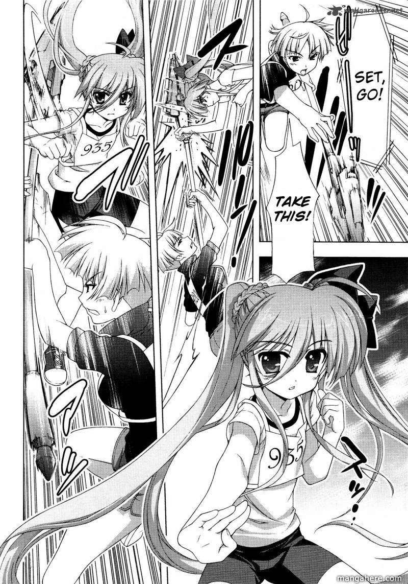 Magical Girl Lyrical Nanoha ViVid 22 Page 3