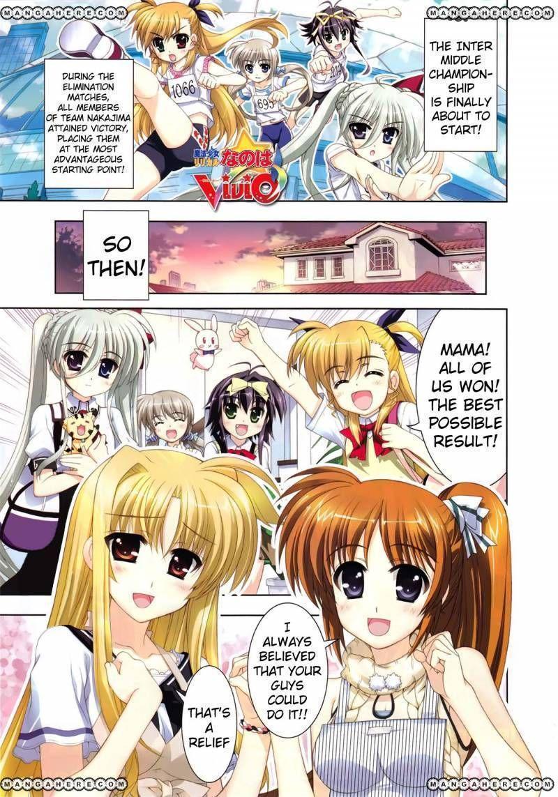 Magical Girl Lyrical Nanoha ViVid 23 Page 1