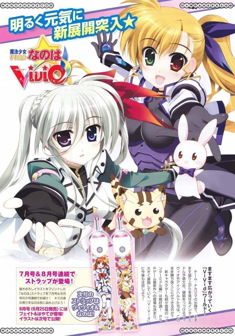 Magical Girl Lyrical Nanoha ViVid 24 Page 1