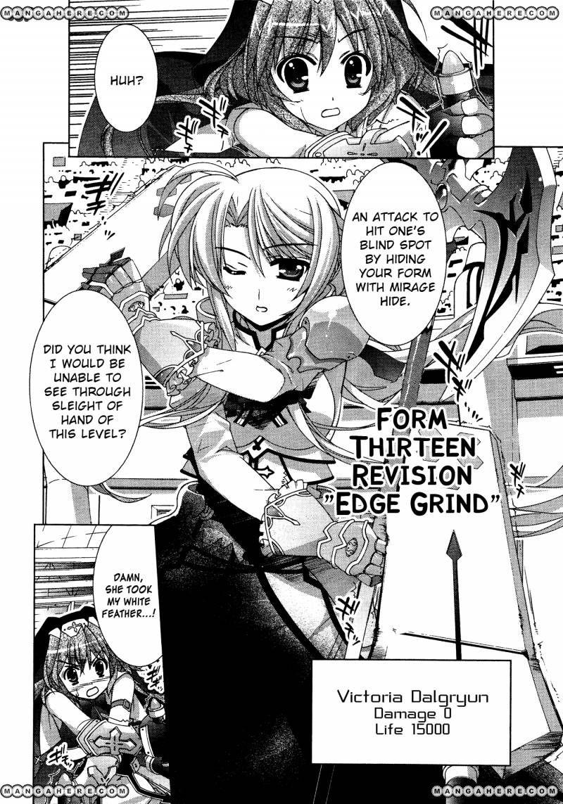 Magical Girl Lyrical Nanoha ViVid 31 Page 4