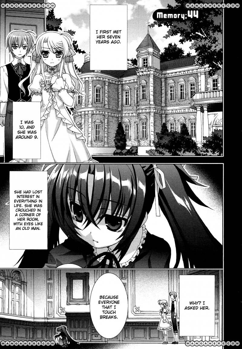 Magical Girl Lyrical Nanoha ViVid 44 Page 1