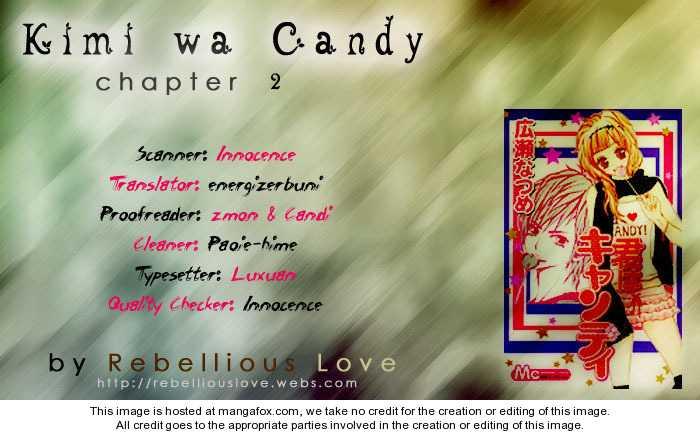 Kimi wa Candy 2 Page 1