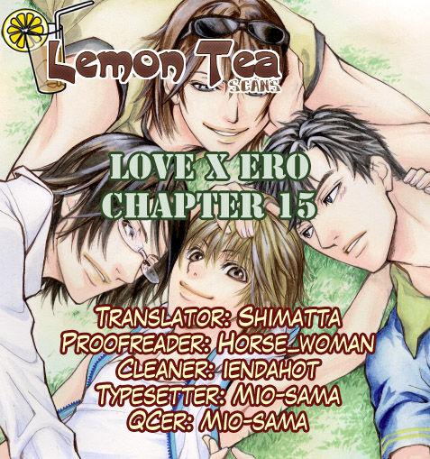 Love x Ero 15 Page 1