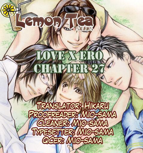 Love x Ero 27 Page 1
