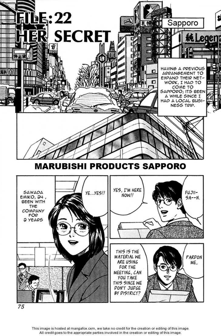 Desire (KOTANI Kenichi) 22 Page 2