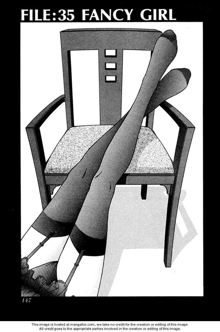 Desire (KOTANI Kenichi) 35 Page 1
