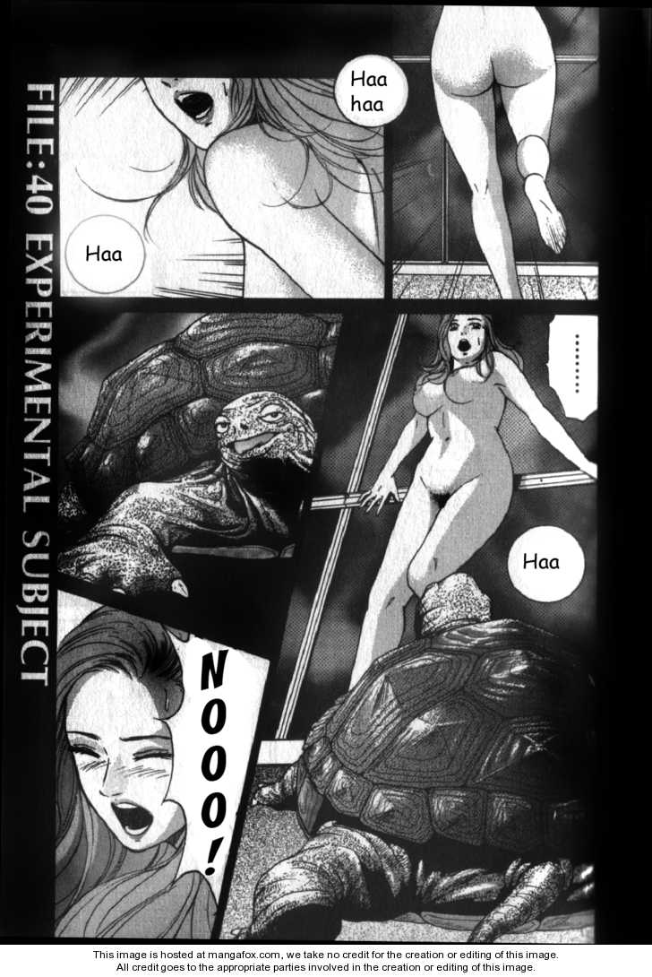 Desire (KOTANI Kenichi) 40 Page 3