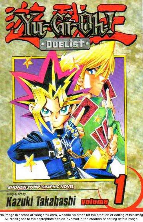 Yu-Gi-Oh! Duelist 1 Page 1