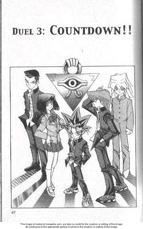 Yu-Gi-Oh! Duelist 3 Page 1