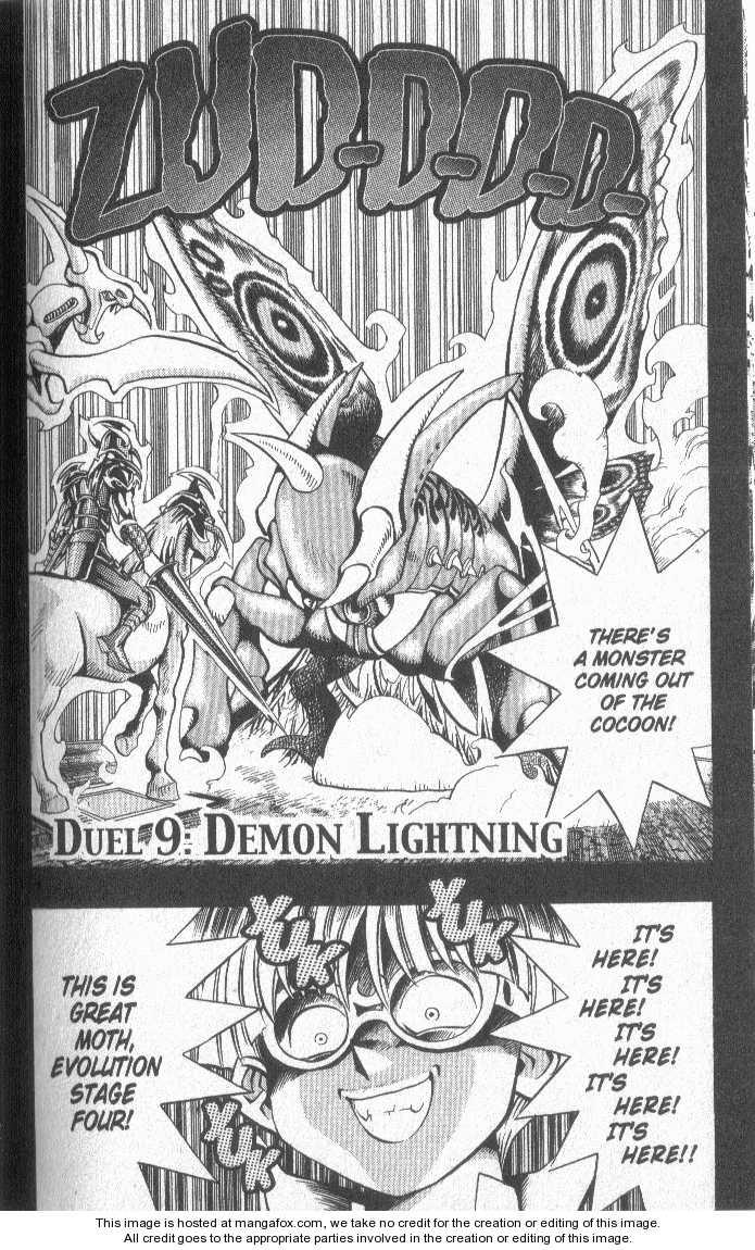 Yu-Gi-Oh! Duelist 9 Page 1