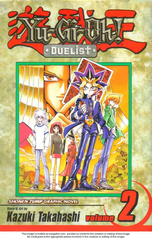 Yu-Gi-Oh! Duelist 11 Page 1