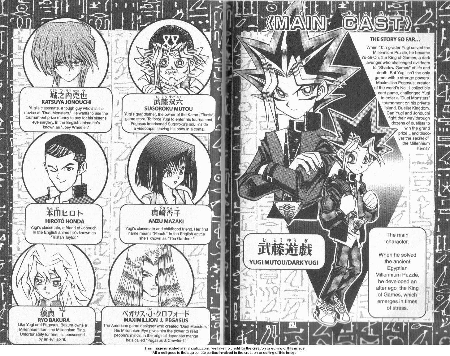Yu-Gi-Oh! Duelist 11 Page 2