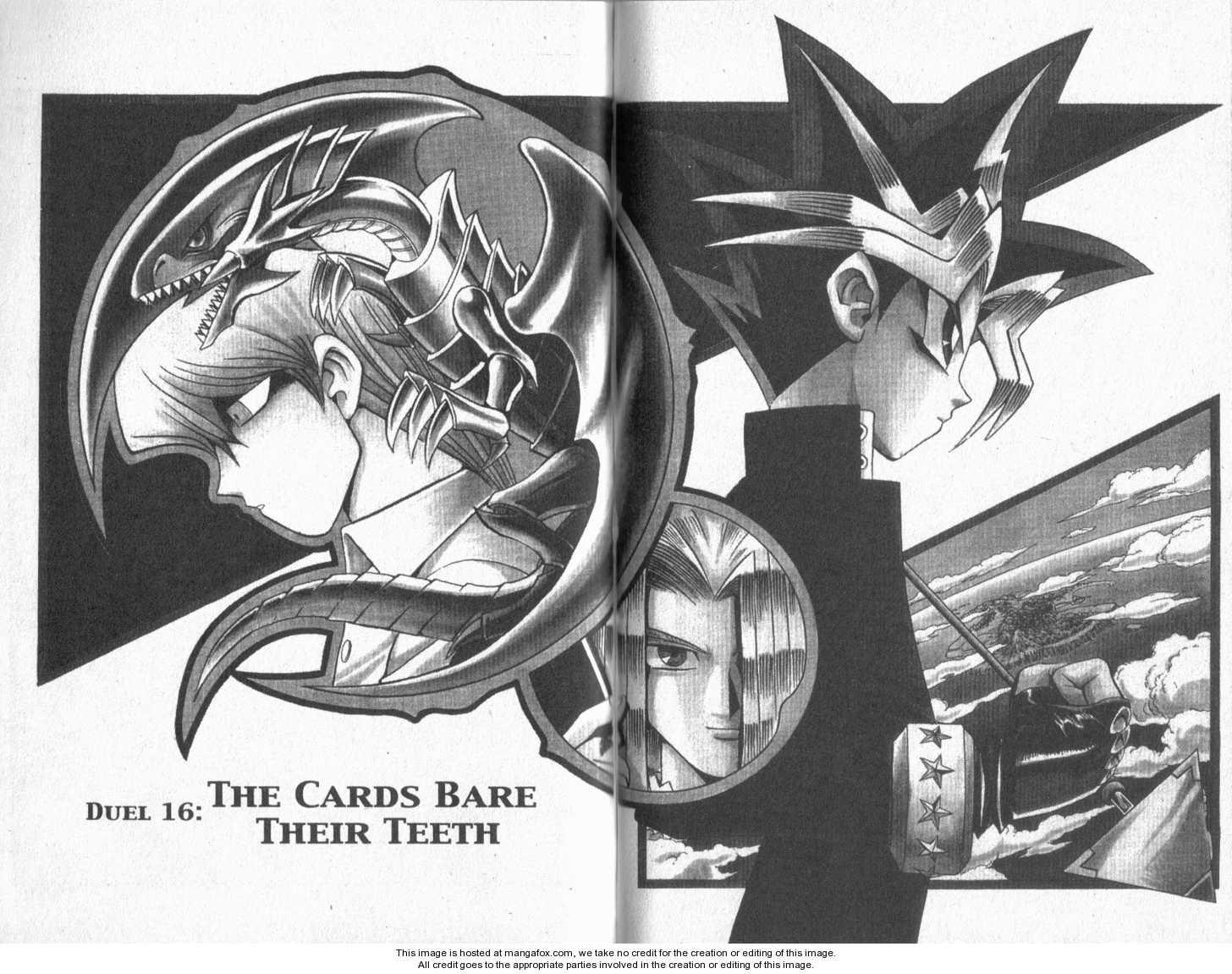 Yu-Gi-Oh! Duelist 16 Page 2