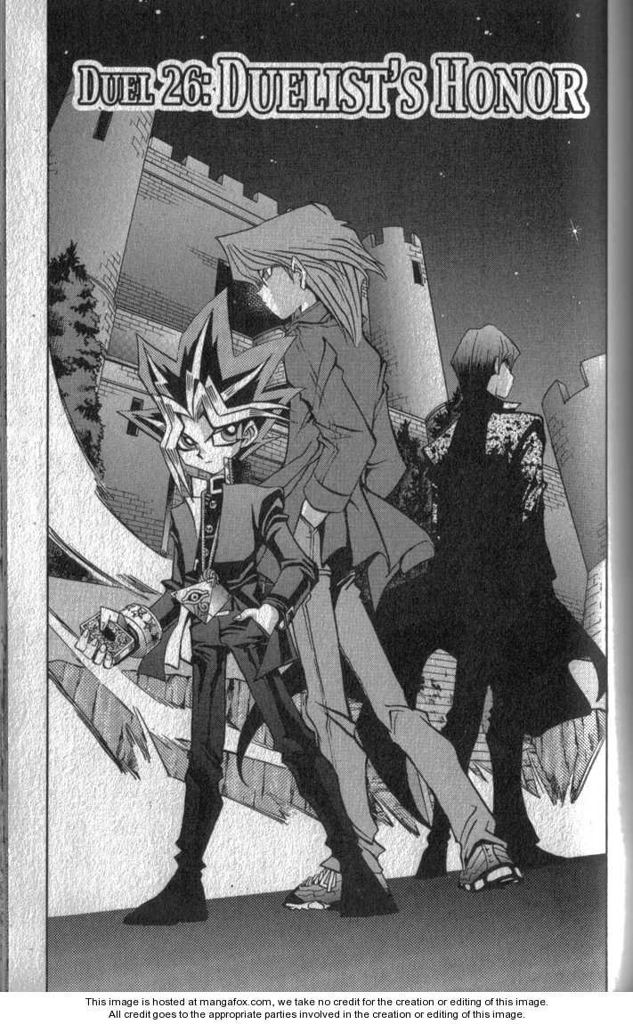 Yu-Gi-Oh! Duelist 26 Page 1