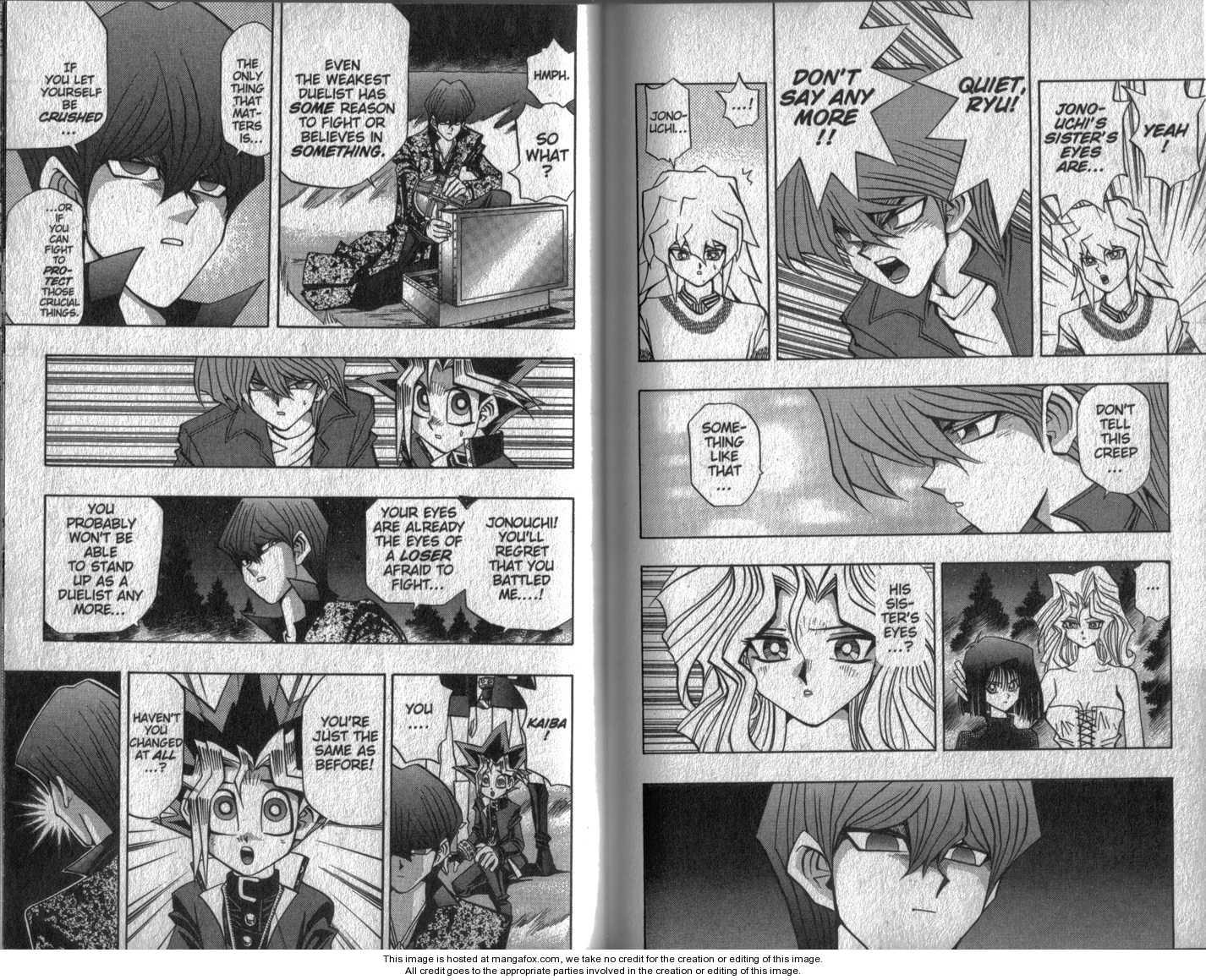 Yu-Gi-Oh! Duelist 28 Page 4