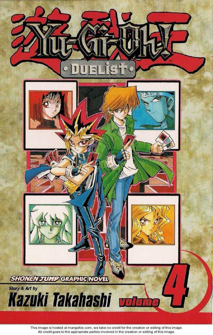 Yu-Gi-Oh! Duelist 29 Page 1