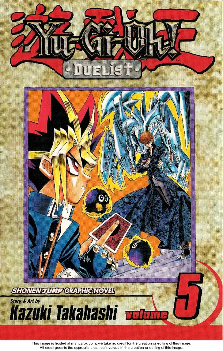 Yu-Gi-Oh! Duelist 38 Page 1