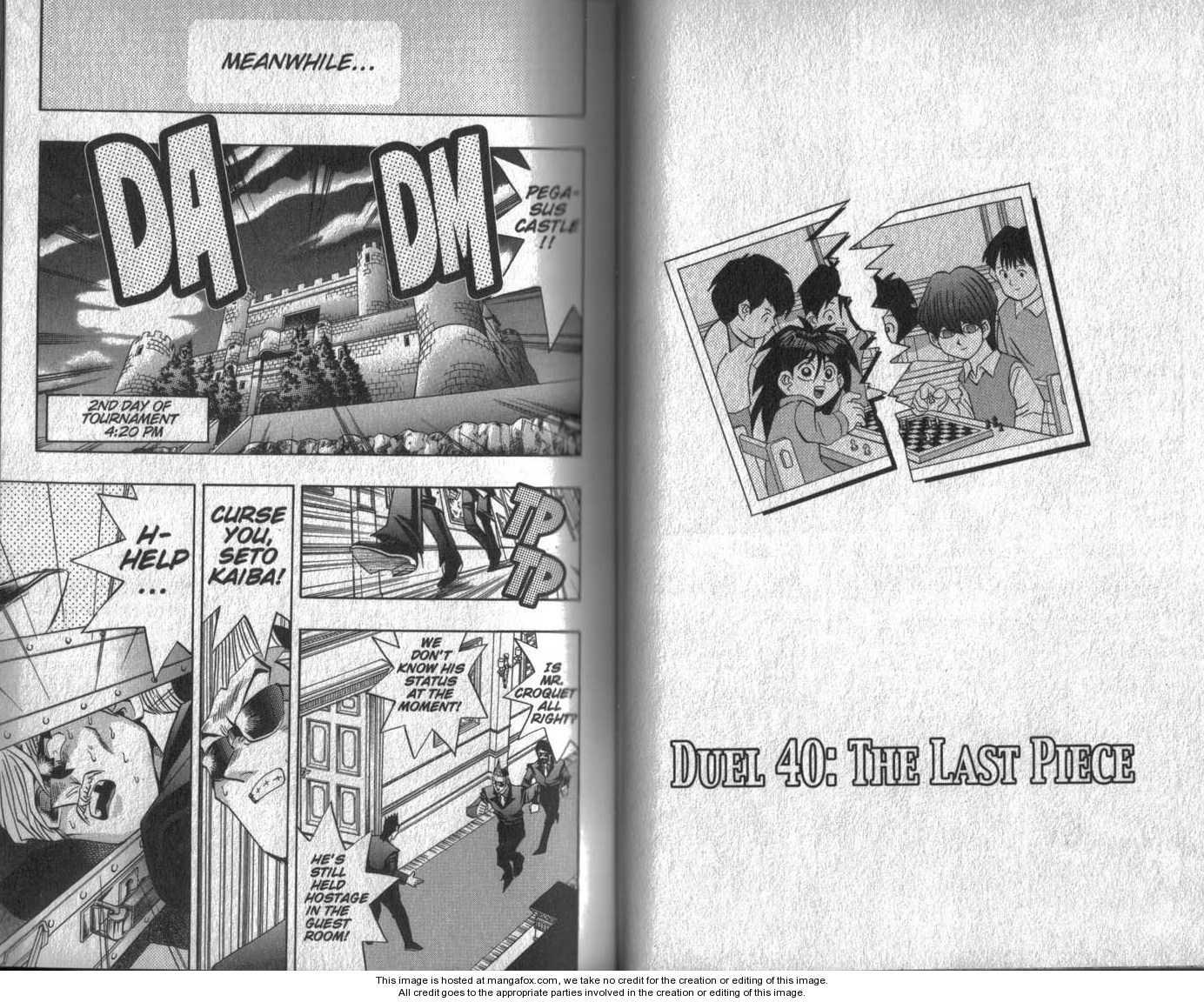 Yu-Gi-Oh! Duelist 40 Page 3