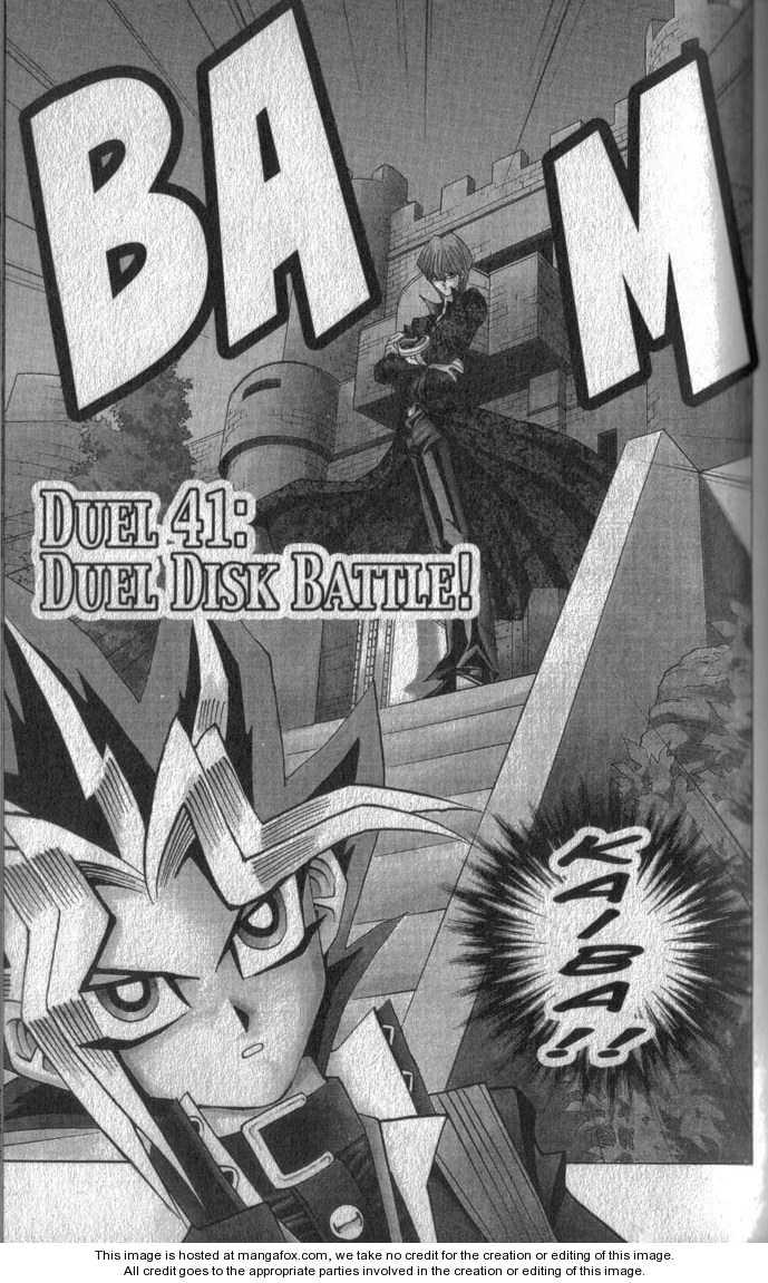 Yu-Gi-Oh! Duelist 41 Page 1