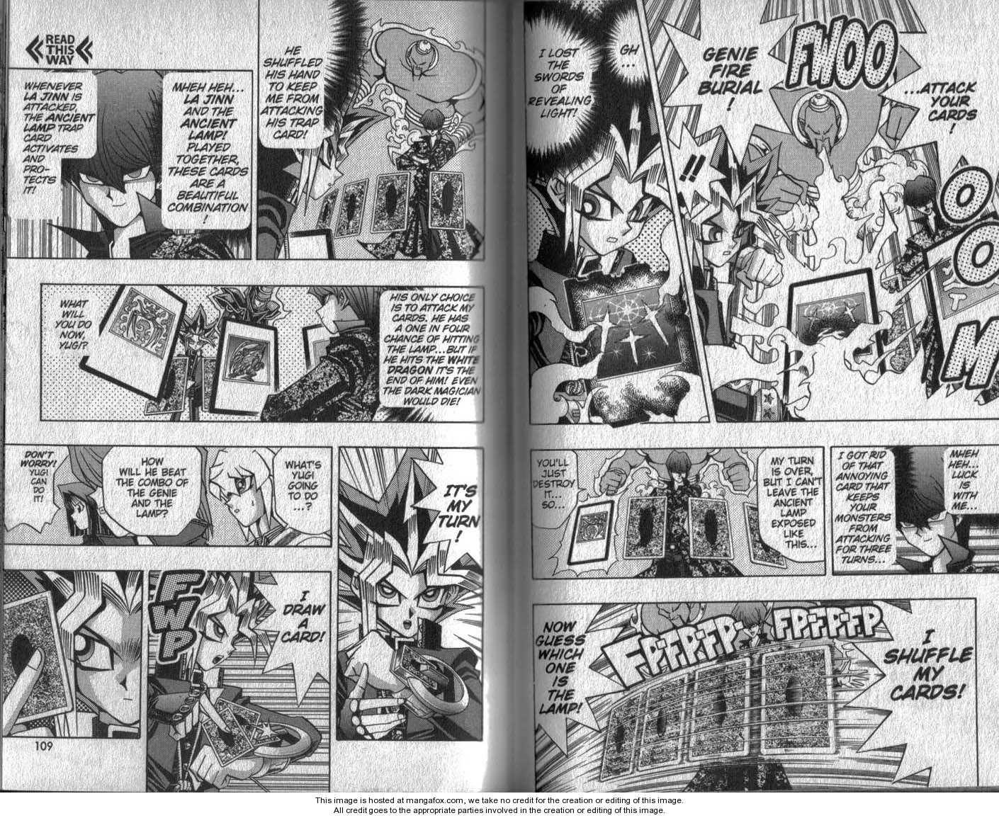 Yu-Gi-Oh! Duelist 43 Page 4