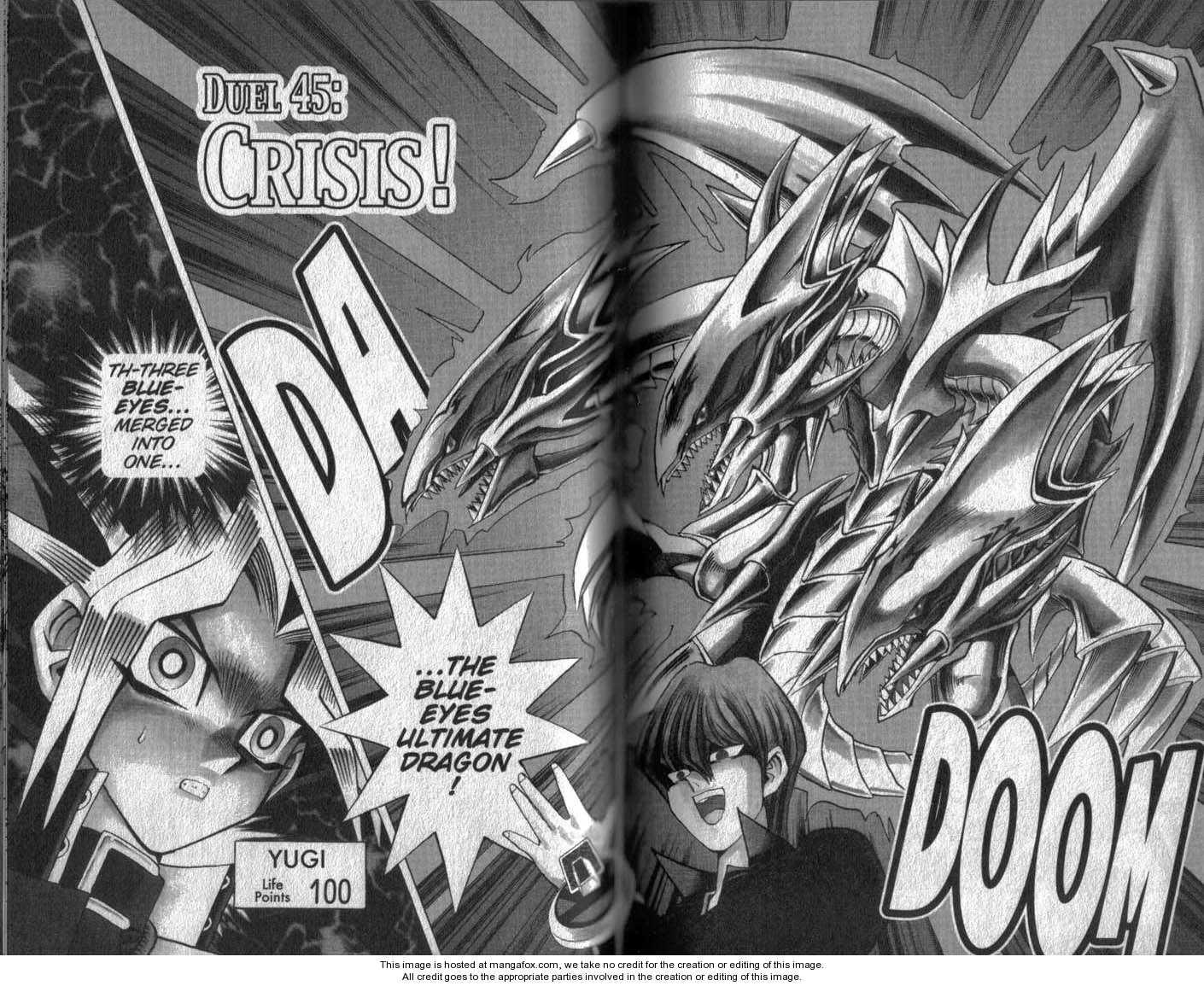 Yu-Gi-Oh! Duelist 45 Page 2