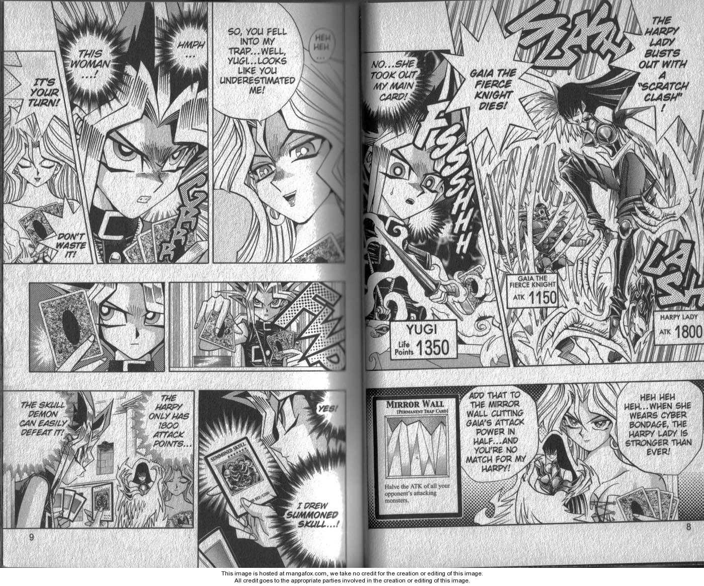 Yu-Gi-Oh! Duelist 56 Page 2
