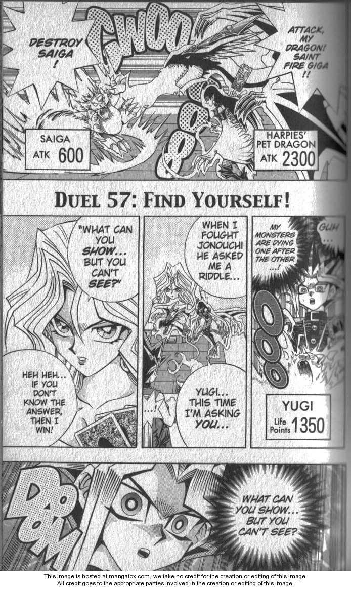 Yu-Gi-Oh! Duelist 57 Page 1