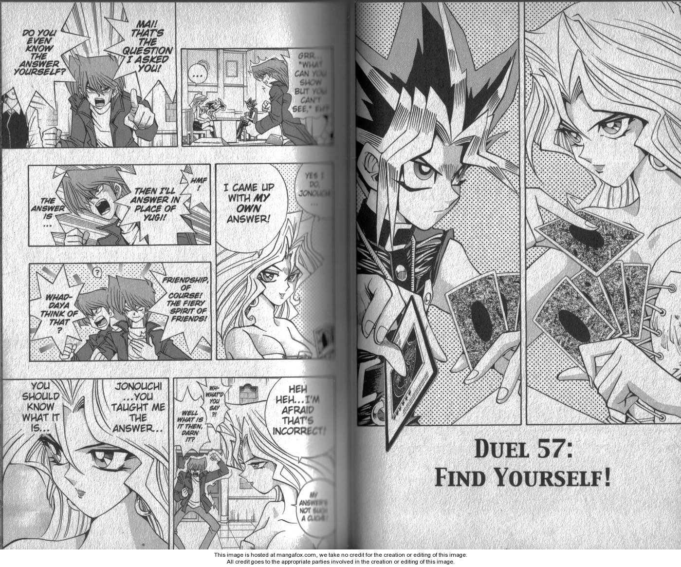 Yu-Gi-Oh! Duelist 57 Page 2
