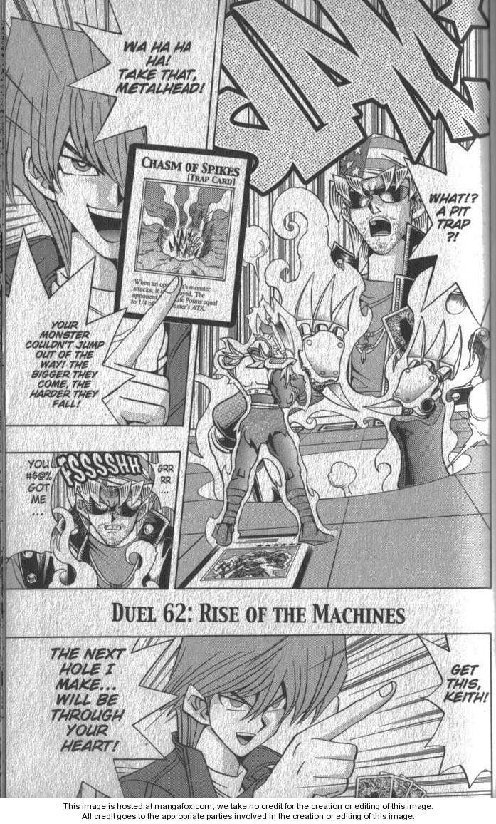 Yu-Gi-Oh! Duelist 62 Page 1