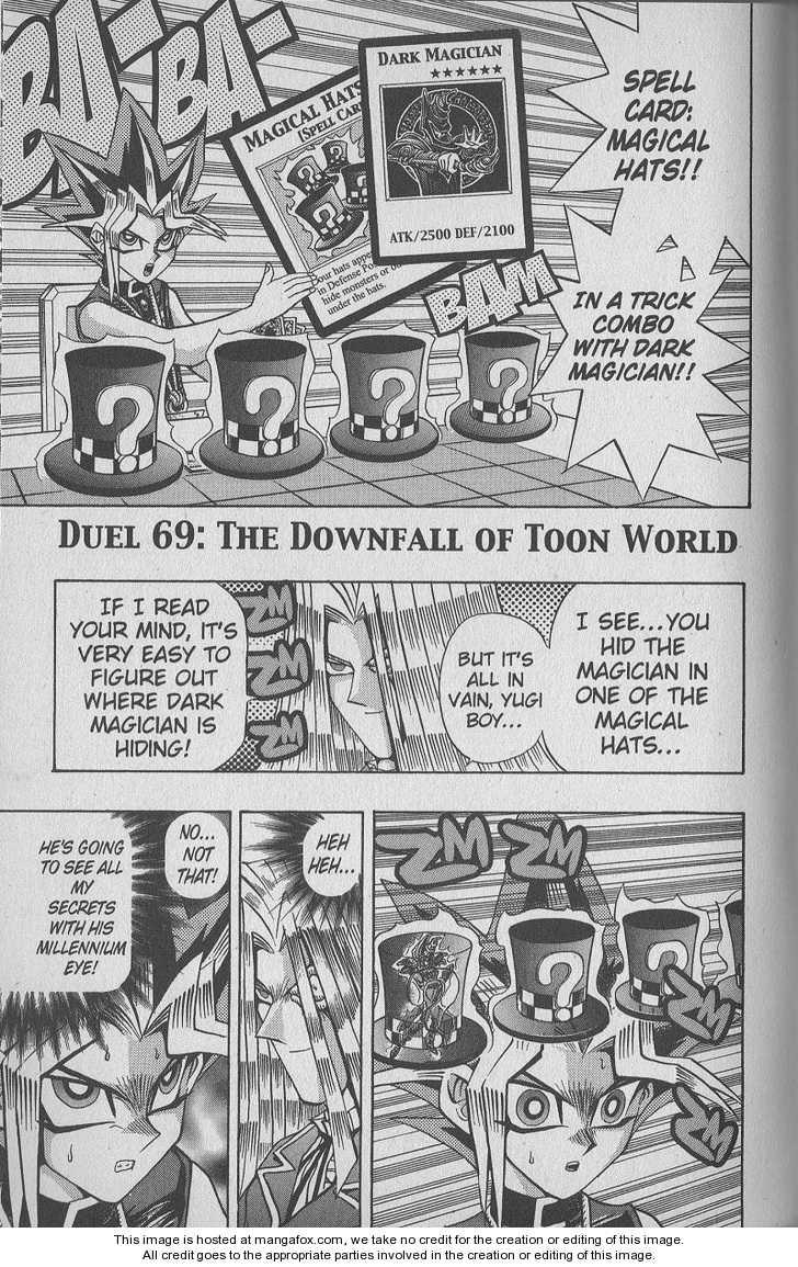 Yu-Gi-Oh! Duelist 69 Page 1