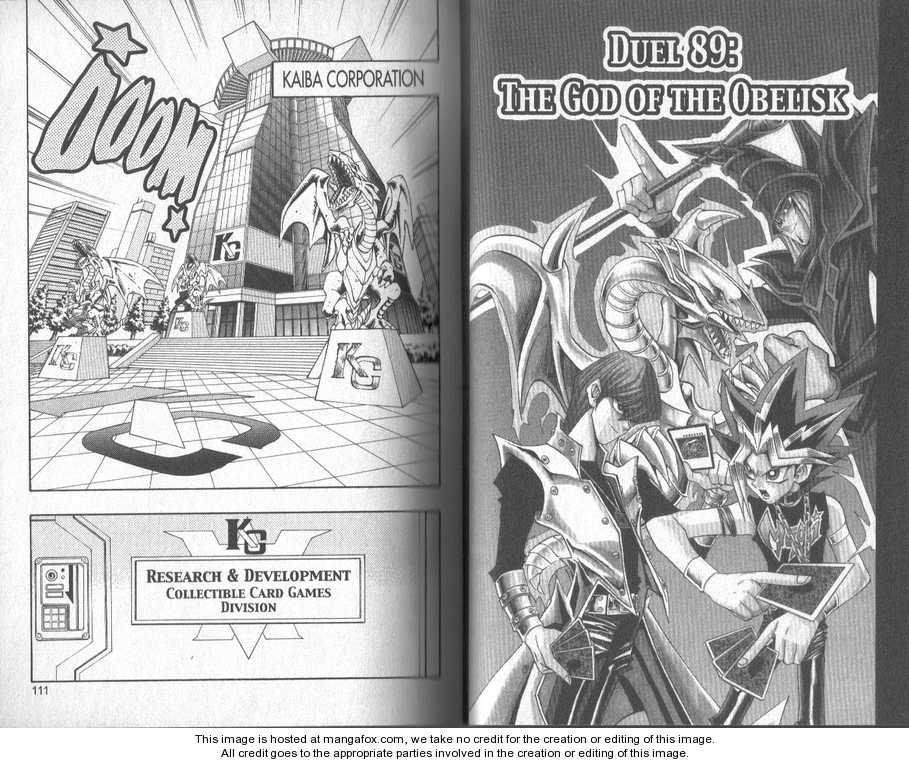 Yu-Gi-Oh! Duelist 89 Page 1