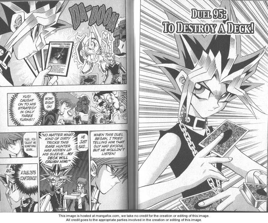 Yu-Gi-Oh! Duelist 95 Page 2