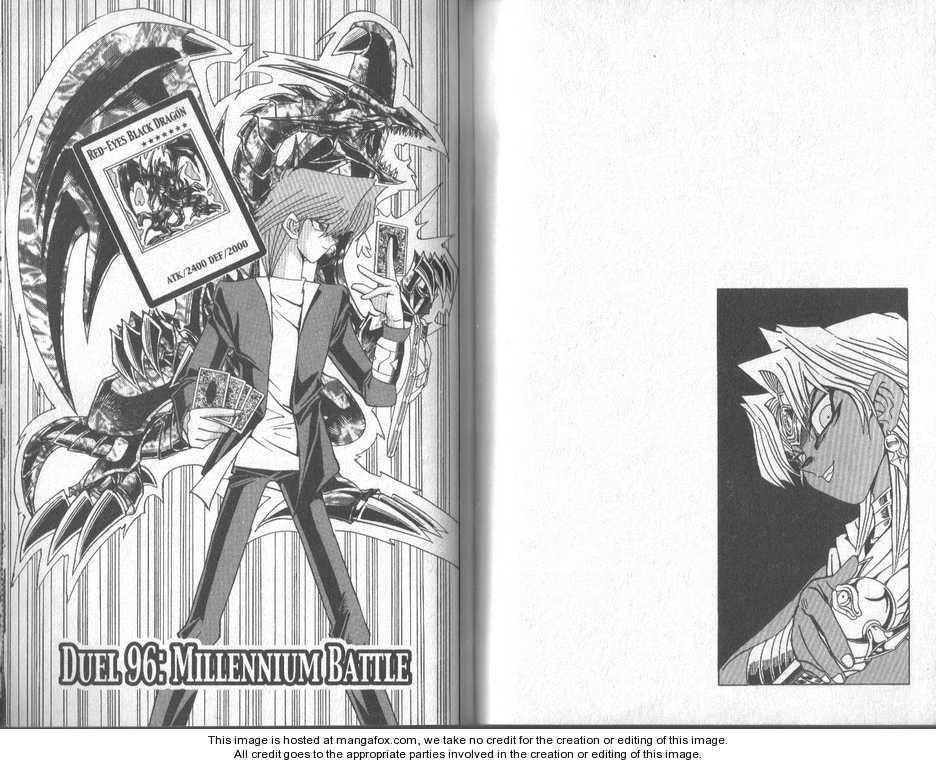 Yu-Gi-Oh! Duelist 96 Page 1
