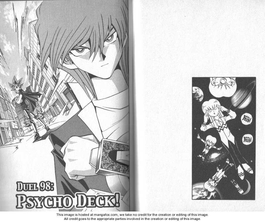 Yu-Gi-Oh! Duelist 98 Page 1