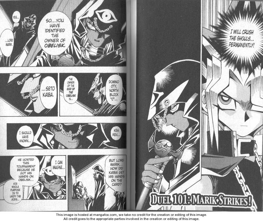 Yu-Gi-Oh! Duelist 101 Page 1