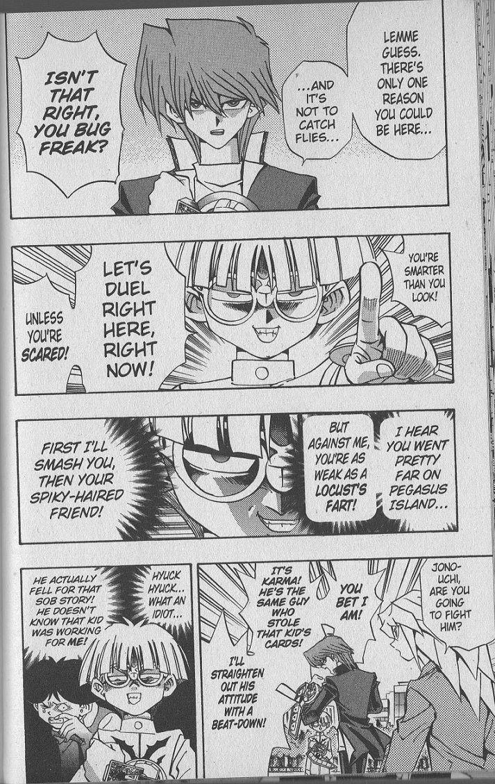 Yu-Gi-Oh! Duelist 108 Page 2