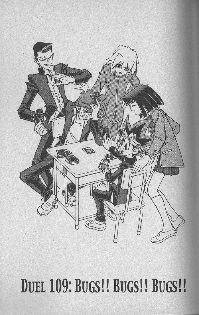 Yu-Gi-Oh! Duelist 109 Page 1