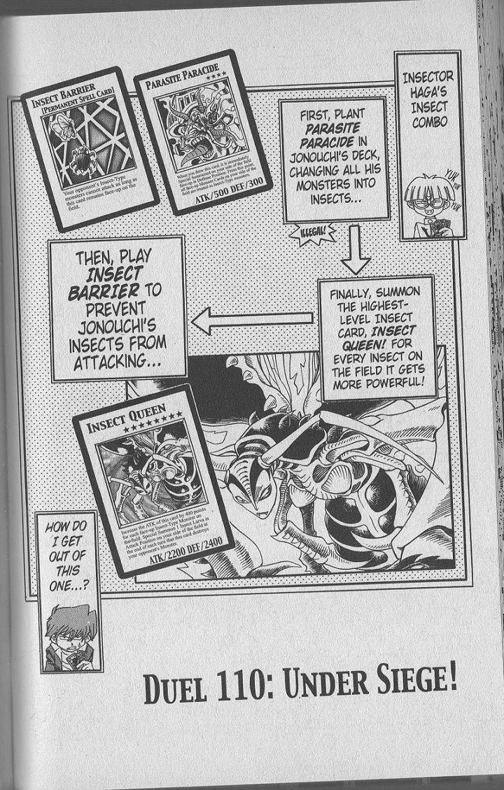 Yu-Gi-Oh! Duelist 110 Page 2
