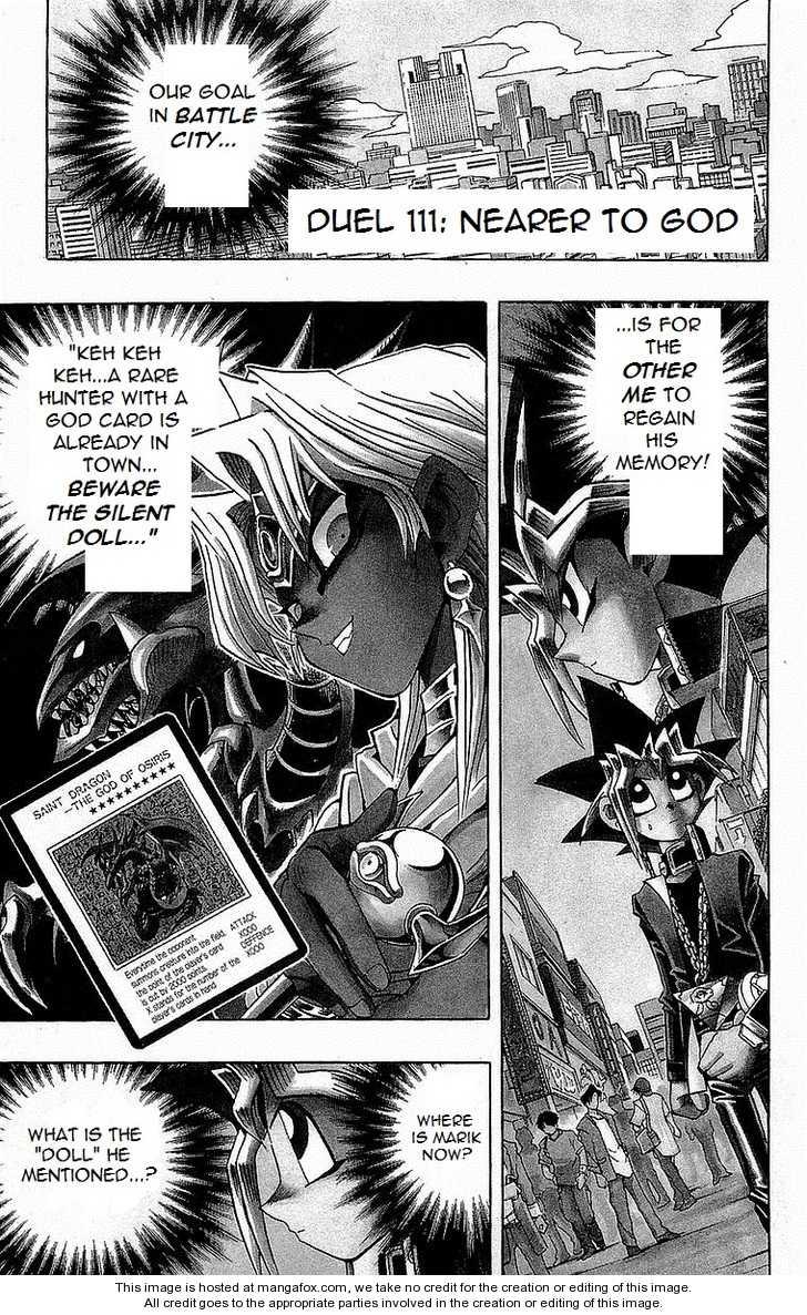 Yu-Gi-Oh! Duelist 111 Page 2