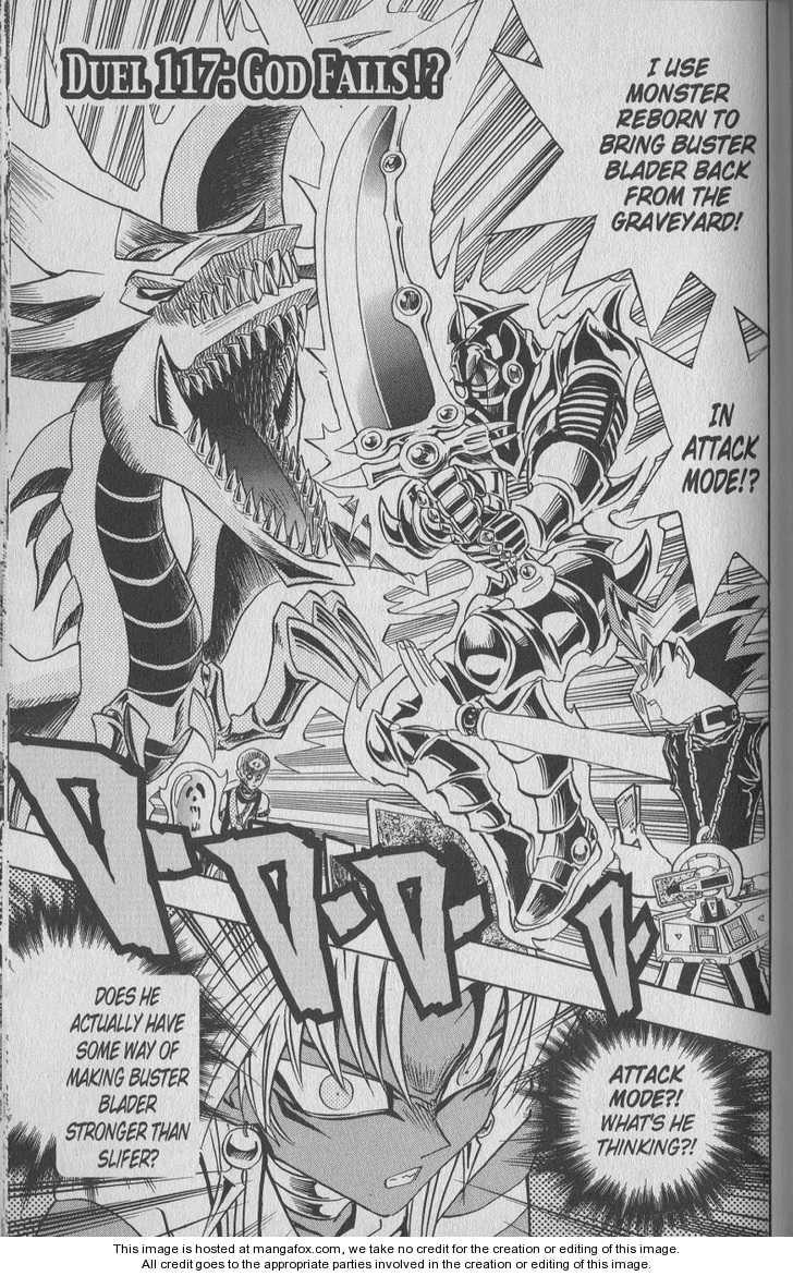 Yu-Gi-Oh! Duelist 117 Page 1
