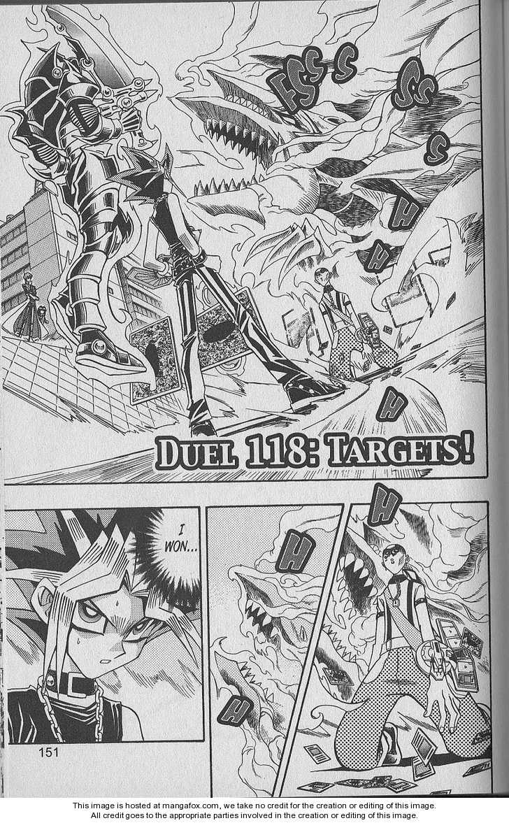 Yu-Gi-Oh! Duelist 118 Page 1