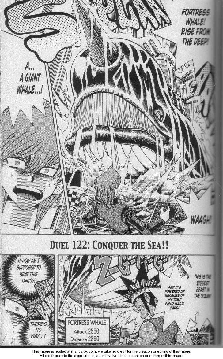 Yu-Gi-Oh! Duelist 122 Page 1