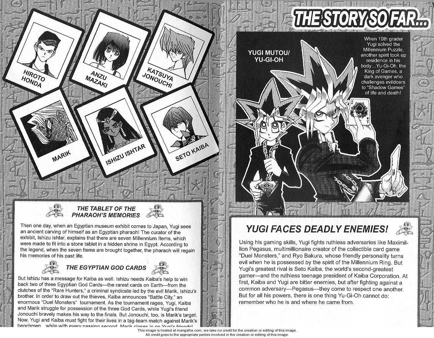 Yu-Gi-Oh! Duelist 129 Page 2