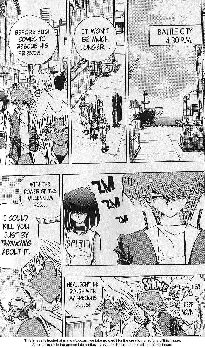 Yu-Gi-Oh! Duelist 132 Page 3