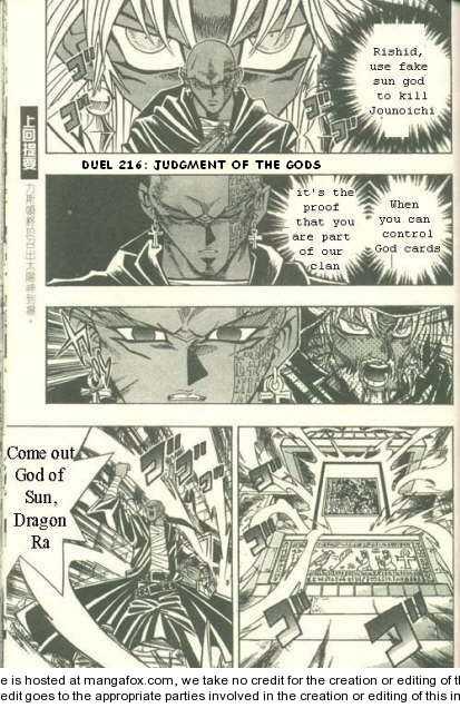 Yu-Gi-Oh! Duelist 157 Page 1