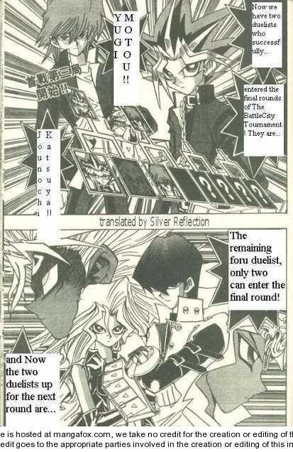 Yu-Gi-Oh! Duelist 159 Page 1
